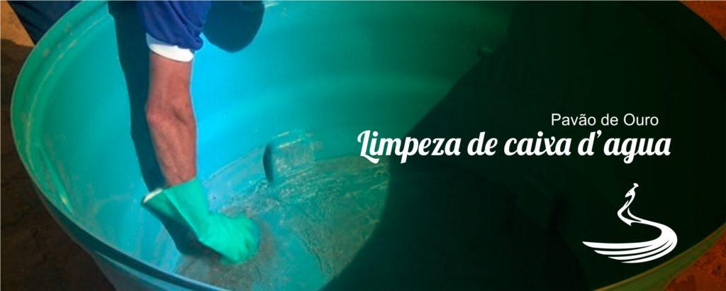 Limpeza de caixa d'água Goiânia